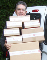 10.000 Pakete bei ANANDAM