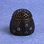 Traditionelles japanisches Räuchergefäß